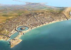 Old City Maps - Album on Imgur - ancient city of Carthage