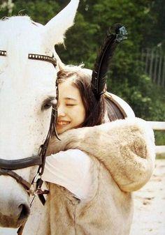 Aoi Yu (on hiatus) Precious Moments, Yu Aoi, Forest Fashion, Asian Photography, Asian Angels, Forest Girl, Pretty Asian, Mori Girl, Cute Woman