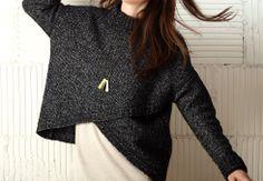 JOINERY - Turtleneck Sweater by Kordal - WOMEN