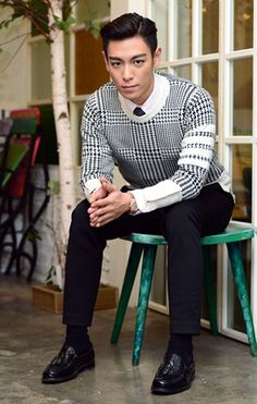 BIGBANG GREAT: PHOTO - TOP Korean Media Interview's on The Commitment [31104] […