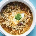 Recipe: Skinny White Chicken Chili
