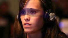 Virtual Reality visor -- Real World of jasper Hunter