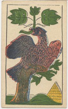 Nombre (Deck):Germany bild . País (Country): Rusia. Fabricante (Made ): The Colour Printing Plant (Date):1.840. BARAJA ORIGINAL. ORIGINAL CARDS