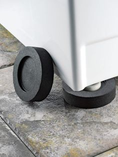 4 VibeAway Pads - dryer & washing machine anti vibration pads