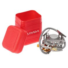 Buy Lixada Camping Gas Stove Outdoor Camping Stove Cooking Portable Gas Furnace Foldable Split Burners with Box Drop Shipping Camping Gas, Camping Tools, Camping Cooking, Camping Life, Camping Tricks, Camping Products, Camping Equipment, Family Camping, Tragbarer Herd