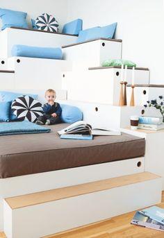 En lejlighed fyldt med geniale ideer - Bolig Magasinet