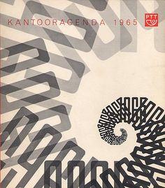 PTT Kantooragenda 1965