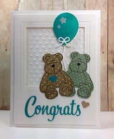 Cute and Cuddly: Clearly Besotted, by beesmom - Cards and Paper Crafts at Splitcoaststampers
