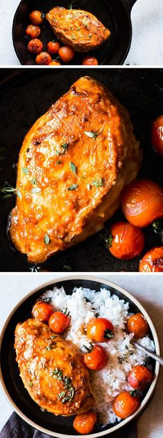 These 5 ingredient SPICY CHICKEN BREASTS are the simplest and the most delicious dinner recipe you are ever going to get!