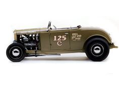 Ionia hot rod shop special 32 ford roadster.