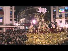 Semana Santa Sevilla Triana Tres Caidas en Campana 2013 - YouTube