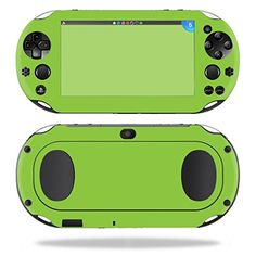 MightySkins Protective Vinyl Skin Decal for Sony PS Vita WiFi 2nd Gen wrap cover sticker skins Glssy Lime Green >>> Check out this great product.Note:It is affiliate link to Amazon.