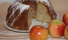 Bábovka s jablíčky Caramel Apples, Muffin, Fruit, Breakfast, Food, Morning Coffee, Essen, Muffins, Meals