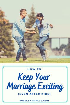 Does marriage feel boring? Check out these tips - how to keep your marriage exciting, even after kids!