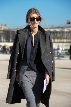 Sarah Rutson shares her secrets to looking chic when the winter turns bleak http://theswagfashion.com/50-flawless-fallwinter-outfits/