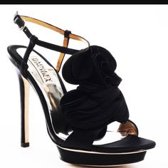 Badgley Mischka Randee Shoes 9