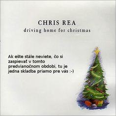 Táto nádherná vianočná skladba vznikla v roku 1986, ktorú napísal a zložil samotný interprét Chris Rea.