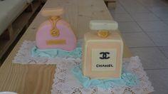 cake bottle parfum - dva flakóny