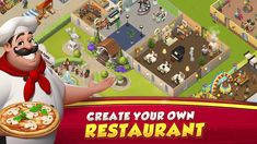 World Chef v1.34.13 [Mod]   World Chef v1.34.13 [Mod]Requirements:4.0.3 and upOverview:Welcome to a game so mouth-watering you should probably play with a bib on. This is World Chef a place where the kitchen never closes and the waiters always have big smiles on their faces.  In World Chef youll have the chance to cook world cuisines and build and decorate the place to your taste. Start with a humble little restaurant then fill it with customers and great food to start growing. Expand your…