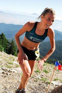 ULTRA TRAIL RUNNER - Stephanie Howe