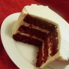Mom's Signature Red Velvet Cake - Allrecipes.com