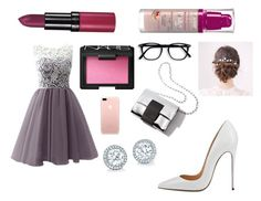 """""""picture day"""" by simple-as-louise on Polyvore featuring Rimmel, Bourjois and NARS Cosmetics"""