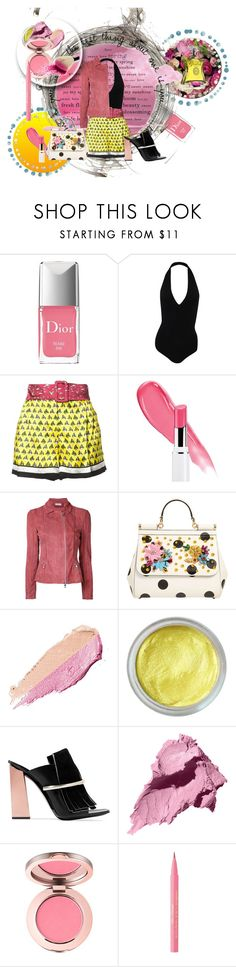 """Sweetness is my Weakness"" by kelly-floramoon-legg ❤ liked on Polyvore featuring American Apparel, Mary Katrantzou, DESA, Dolce&Gabbana, By Terry, Proenza Schouler, Bobbi Brown Cosmetics, Too Faced Cosmetics, Bond No. 9 and polyvoreset"