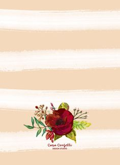 This burgundy/marsala floral invitation is a stunner! It feels so of-the-moment, and is so perfect for fall and winter. Invite your guests to share in the joy of celebrating the bride-to-be in style! Endlessly versatile, this design fits in perfectly in any number of bridal shower