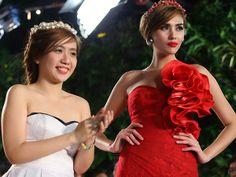Bộ sưu tập váy cưới của NTK Phạm Đăng Anh Thư
