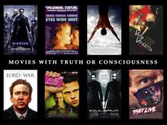 Awesome list of my favorite kind of films.  Ones that inspire and expose the truth in a creative way