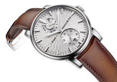Arnold & Son calienta motores para el #BaselWorld 2016, y presenta la primera pieza de su Royal Collection: un reloj con reserva en marcha de hasta 8 días