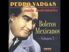 Pedro Vargas - Biografía