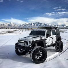 Best jeep for snow