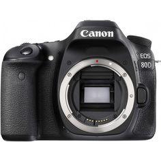 Canon EOS 80D DSLR Camera (Body Only) - B&C Camera