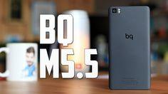 Me ha gustado este vídeo en YouTube: BQ Aquaris M5.5 Review en español