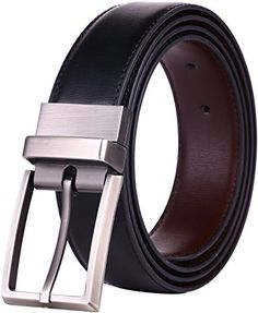 MONIQUE Men Natural Smooth 1.5 Wide Top Grain Cowhide Black Metal Buckle Belt