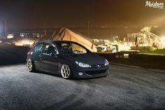 Peugeot 206 Static - StanceWorks