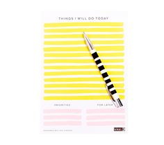 Make a #ToDo #List of all the things you need to do today #stationery #kikkiK #magnetic