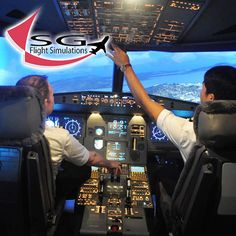 #Singapore Be the Captain of the A320 Flight Simulator at SG Flight Simulations, Orchard Central from $68 Onwards
