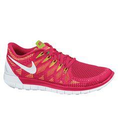 Nike Free 5.0'14. Disponible à votre boutique Intersport du Carrefour Frontenac.