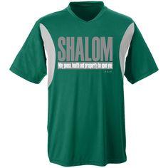 SHALOM ! TT10 Team 365 All Sport Jersey