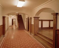 carpet colors for common hallways in apartment buildings - Google Search