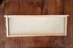 Wooden Frames w/ Pierco Plastic Foundation fully assembled and ready to use. Also available in Deeps. Starting at $2.67