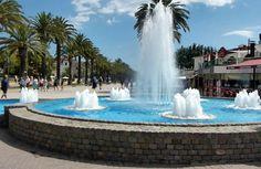 Salou Tourism: 72 Things to Do in Salou, Spain   Marina End Fountain