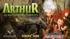 EUROPA PARK - ARTHUR THE RIDE #16