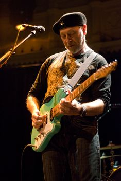 """richard thompson - I've had a renewed interest for the past few years again. I heard a blistering live version of """"Backstreet Slide"""" where he gives Jimmy Page a run for his money. So good"""