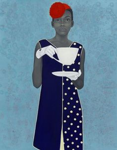 Miss Everything, Unsuppressed Deliverance by Amy Sherald