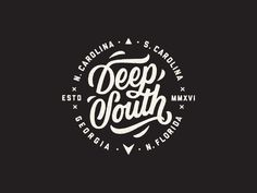 Deep South badge for Red Bull's Southern regional team.