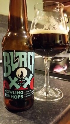 Howling Hops Black X X Double Dark. Watch the video Beer review here…