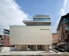 Gallery of Sinsa-dong Office Complex / JMY architects - 1